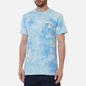 Мужская футболка RIPNDIP Drifting Away Blue Tie Dye фото - 3