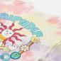 Мужская футболка RIPNDIP Etheral Peach/Lavender Tie Dye фото - 2