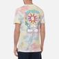 Мужская футболка RIPNDIP Etheral Peach/Lavender Tie Dye фото - 4