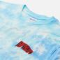 Мужская футболка RIPNDIP Flying High Blue Tie Dye фото - 1