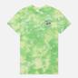 Мужская футболка RIPNDIP Astronomic Green Lightning Wash фото - 0