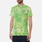 Мужская футболка RIPNDIP Astronomic Green Lightning Wash фото - 3