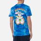 Мужская футболка RIPNDIP Imagine Blue Lightning Wash фото - 4