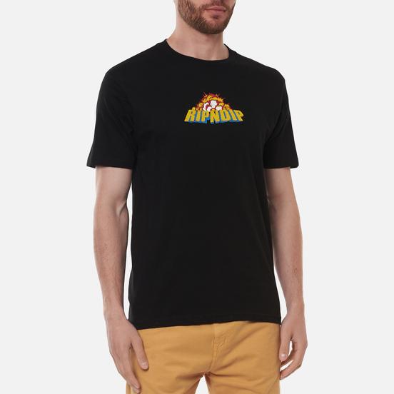 Мужская футболка RIPNDIP Nermzilla Black