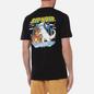 Мужская футболка RIPNDIP Nermzilla Black фото - 4