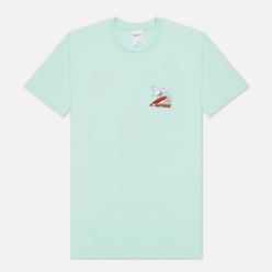 Мужская футболка RIPNDIP Off My Wave Aqua