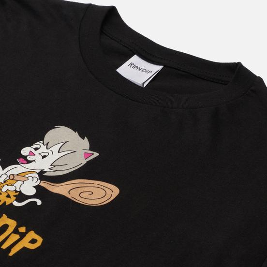Мужская футболка RIPNDIP Ripnstone Black