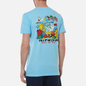 Мужская футболка RIPNDIP Under The Sea Baby Blue фото - 4