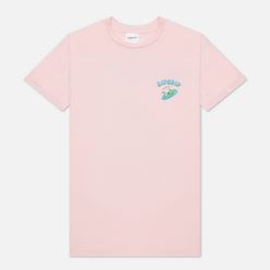 Мужская футболка RIPNDIP The World Is Yours Light Pink