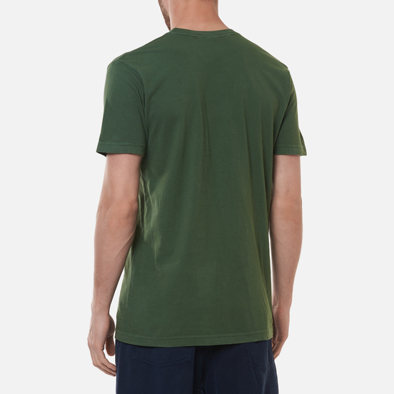 Мужская футболка RIPNDIP Lord Nermal Pocket Olive