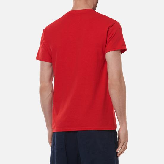Мужская футболка RIPNDIP Lord Nermal Pocket Red