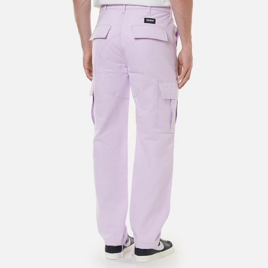 Мужские брюки RIPNDIP Peeking Nermal Cargo Lavender