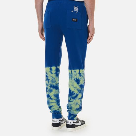 Мужские брюки RIPNDIP Prisma Navy/Green
