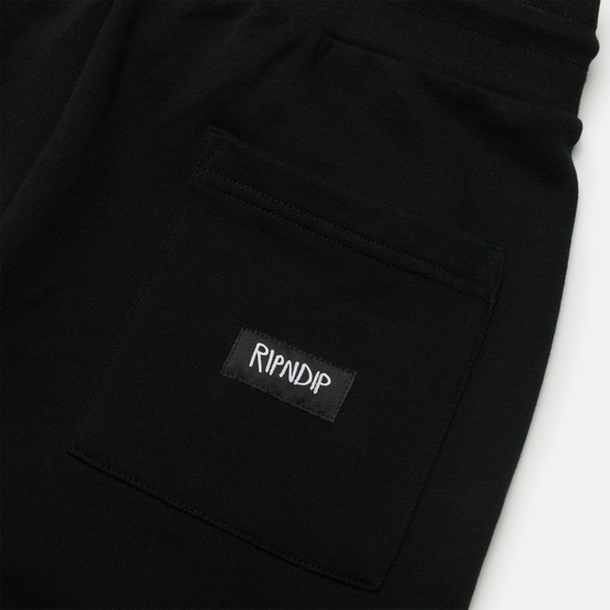 Мужские брюки RIPNDIP Mr. Nerm Black