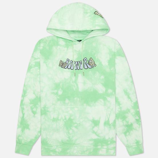 Мужская толстовка RIPNDIP Think Factory Embroidered Hoodie Mint Cloud Wash