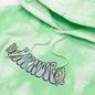 Мужская толстовка RIPNDIP Think Factory Embroidered Hoodie Mint Cloud Wash фото - 1