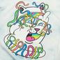 Мужская футболка RIPNDIP Acid Playdo Light Blue Cloud Wash фото - 2