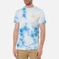 Мужская футболка RIPNDIP All Days Off Sky Blue Tie Dye фото - 3