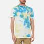 Мужская футболка RIPNDIP Boomer Gang Yellow/Blue Acid Wash фото - 3