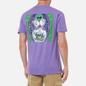 Мужская футболка RIPNDIP Firewire Light Purple фото - 4