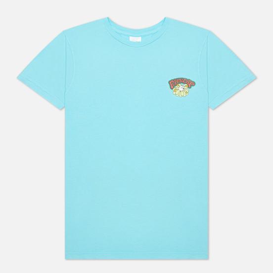 Мужская футболка RIPNDIP Flower Power Baby Blue