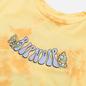 Мужская футболка RIPNDIP Think Factory Gold/Orange Cloud Wash фото - 1