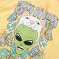 Мужская футболка RIPNDIP Think Factory Gold/Orange Cloud Wash фото - 2