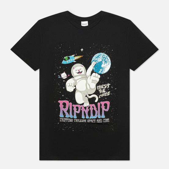Мужская футболка RIPNDIP Musk Be Not Black