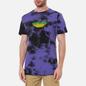 Мужская футболка RIPNDIP Nebula Purple/Black Dye фото - 3