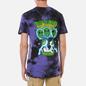 Мужская футболка RIPNDIP Nebula Purple/Black Dye фото - 4