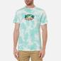 Мужская футболка RIPNDIP Nermrider Beach Mint Cloud Wash фото - 3