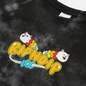 Мужская футболка RIPNDIP Space Gravy Black Lightning Wash фото - 1