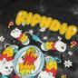 Мужская футболка RIPNDIP Space Gravy Black Lightning Wash фото - 2