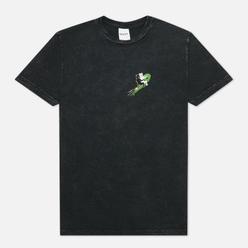Мужская футболка RIPNDIP Star Gazer Black Mineral Wash