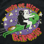 Мужская футболка RIPNDIP Star Gazer Black Mineral Wash фото - 2