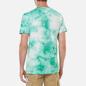 Мужская футболка RIPNDIP Stoned Again Green Acid Wash фото - 3