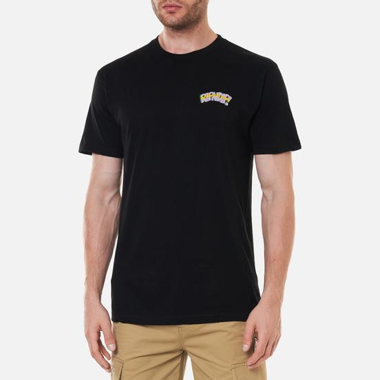 Мужская футболка RIPNDIP Topanga Bandit Black