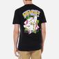 Мужская футболка RIPNDIP Topanga Bandit Black фото - 4