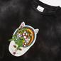 Мужская футболка RIPNDIP Touch Of Psych Black/Lavender фото - 1