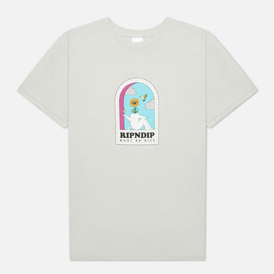 Мужская футболка RIPNDIP Window Daze Grey