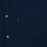 Мужская рубашка Aquascutum Eshton LS Navy фото- 4