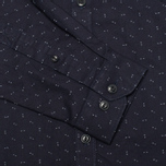 Мужская рубашка Barbour Arrow Print Dark Navy фото- 2