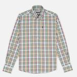 Мужская рубашка Barbour Bibury Olive фото- 0