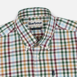 Мужская рубашка Barbour Bibury Olive фото- 1