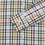 Мужская рубашка Barbour Bibury Olive фото- 2