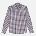 Мужская рубашка Barbour Bibury Plum фото- 0