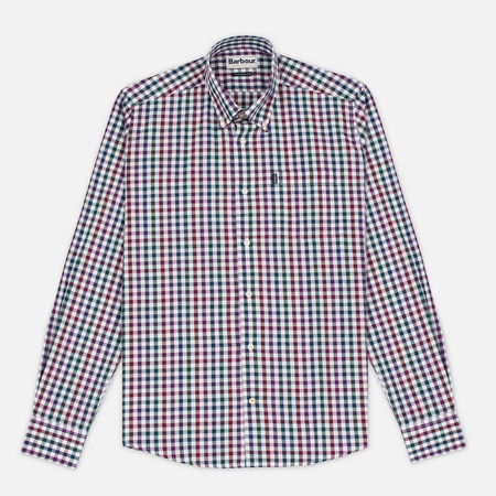 Barbour Bibury Men's shirt Plum