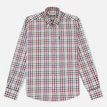 Мужская рубашка Barbour Bibury Red фото- 0