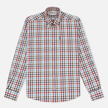 Barbour Bibury Shirt Red