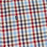 Barbour Bibury Shirt Red photo- 2